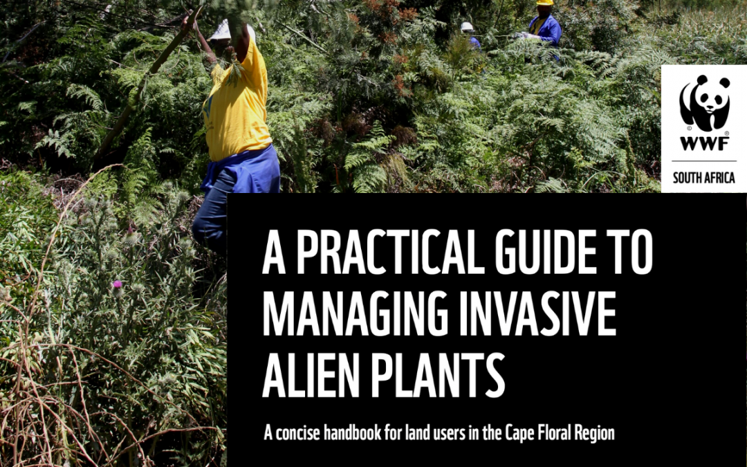 A Practical Guide to Managing Invasive Alien Plants